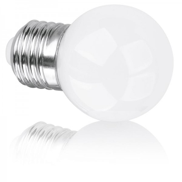 3W 360° Glass Golf Ball Non-Dimmable E27 LED Lamp