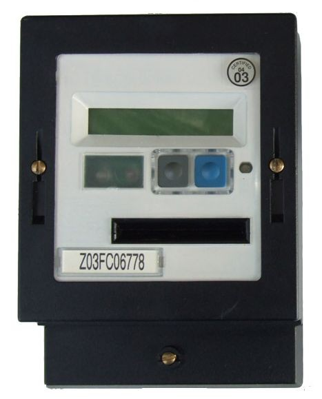 Ampy 5188A Prepayment Card Meter