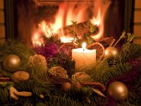 Candle Safety This Christmas