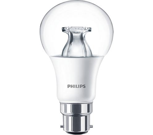 Master LEDbulb DT 9-60W B22 A60 CL