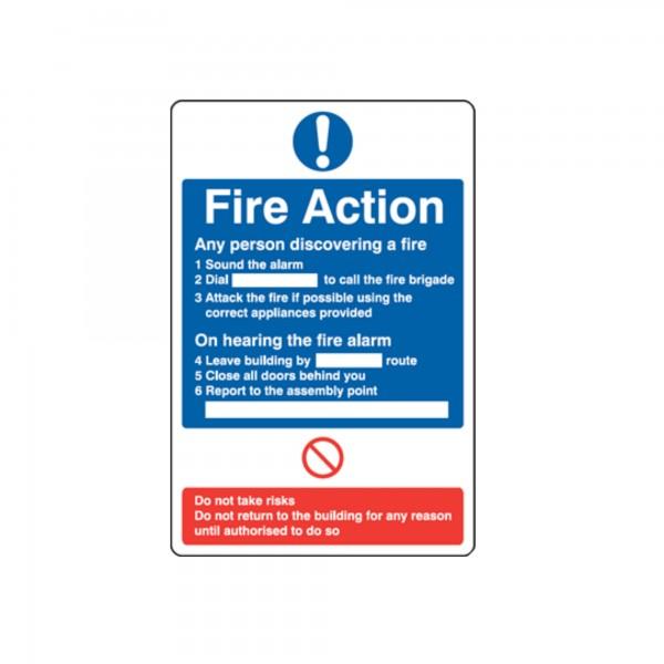 fireactionsignsize